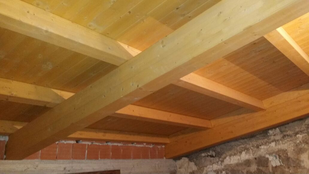 Nuove coperture in legno lamellare